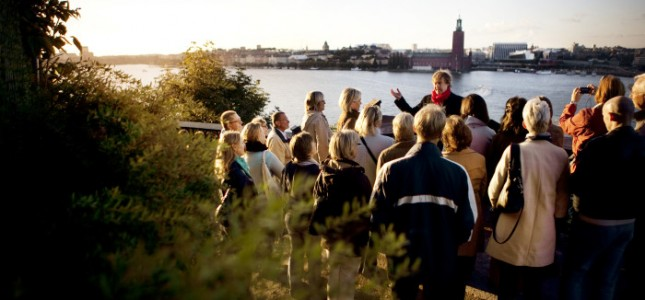 One of Stockholm's most beautiful views. http://www.stadsmuseet.stockholm.se/In-English/Guided-tours/Millennium/