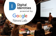 digital identities powered by google news lab